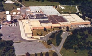 Eastman Kodak Company Manufacturing Plant
