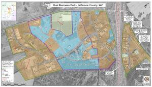 Burr Business Park Map 10 2017-2