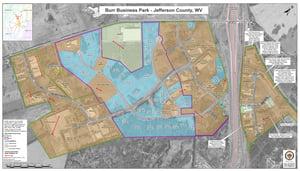 Burr Business Park Map 10 2017-2