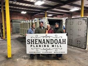 shenandoah planing mill