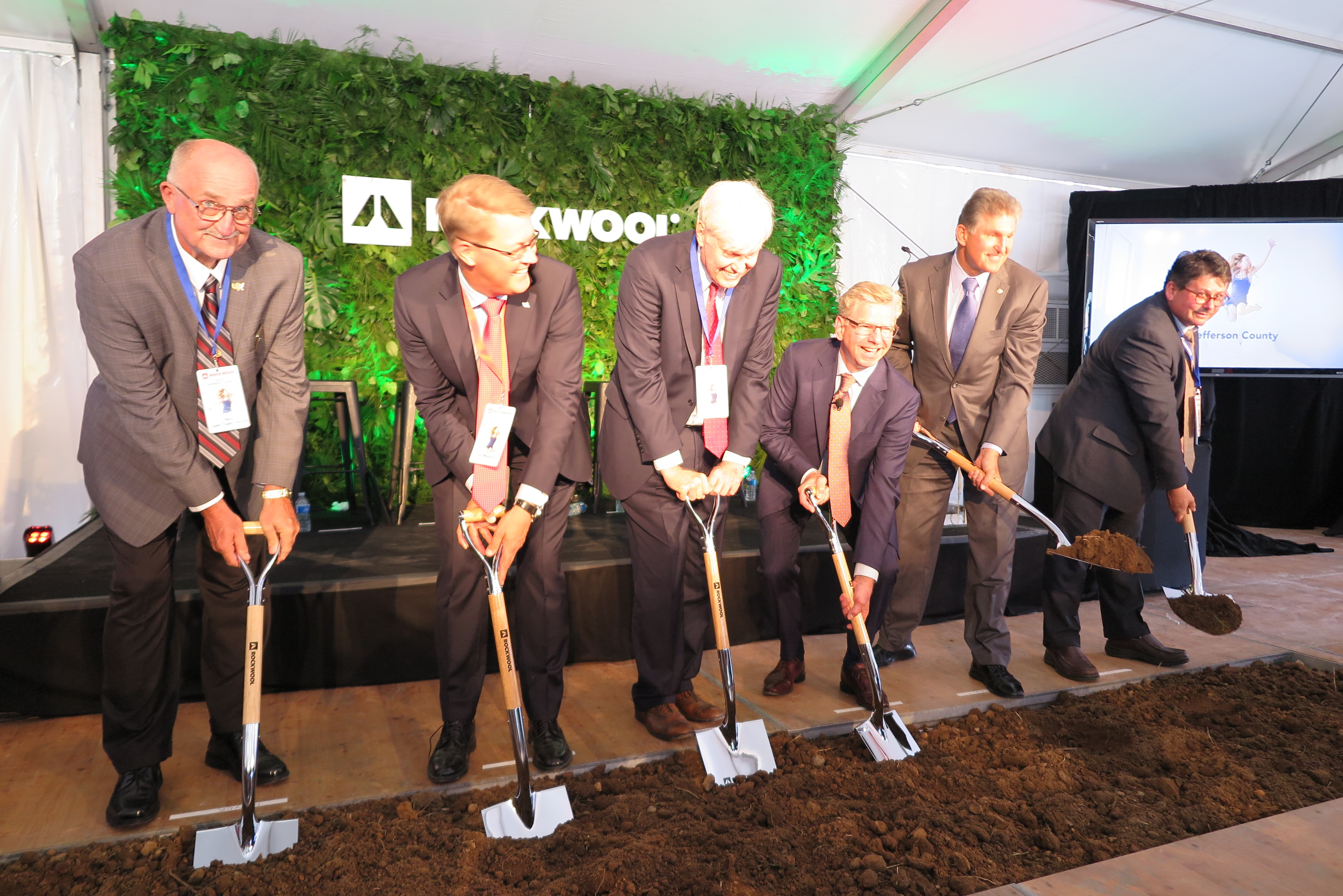 Featured blog image - Rockwool Breaks Ground for Manufacturing Facility in Jefferson County, West Virginia