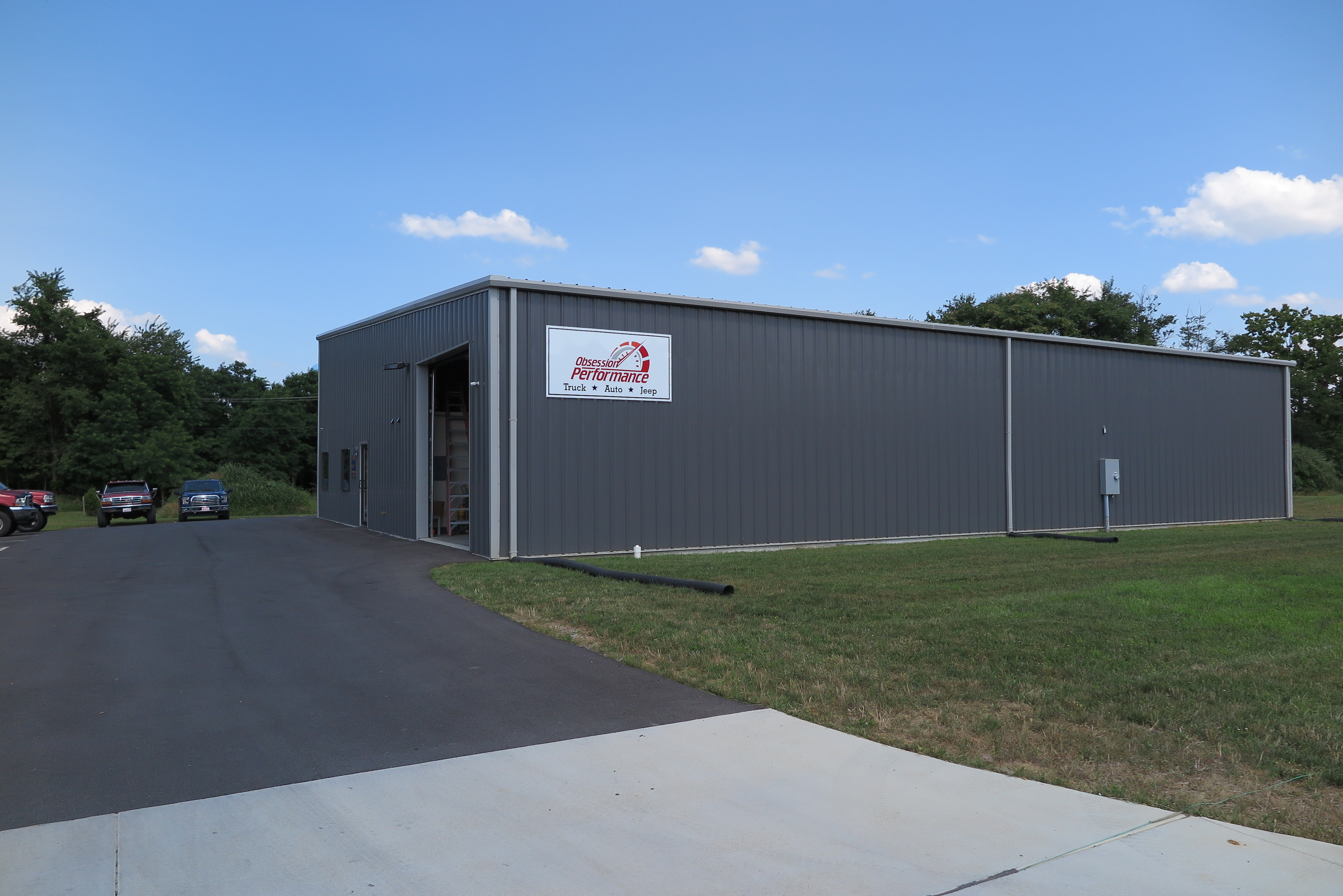 Featured blog image - Auto Repair and Performance Shop Opens in Burr Business Park